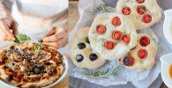 Utilizzo di Starter-Pizza Dough!